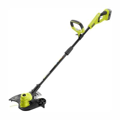 Reconditioned ONE+ 18-Volt Lithium-Ion Cordless String Trimmer/Edger - 4.0 Ah Battery and Charger Included