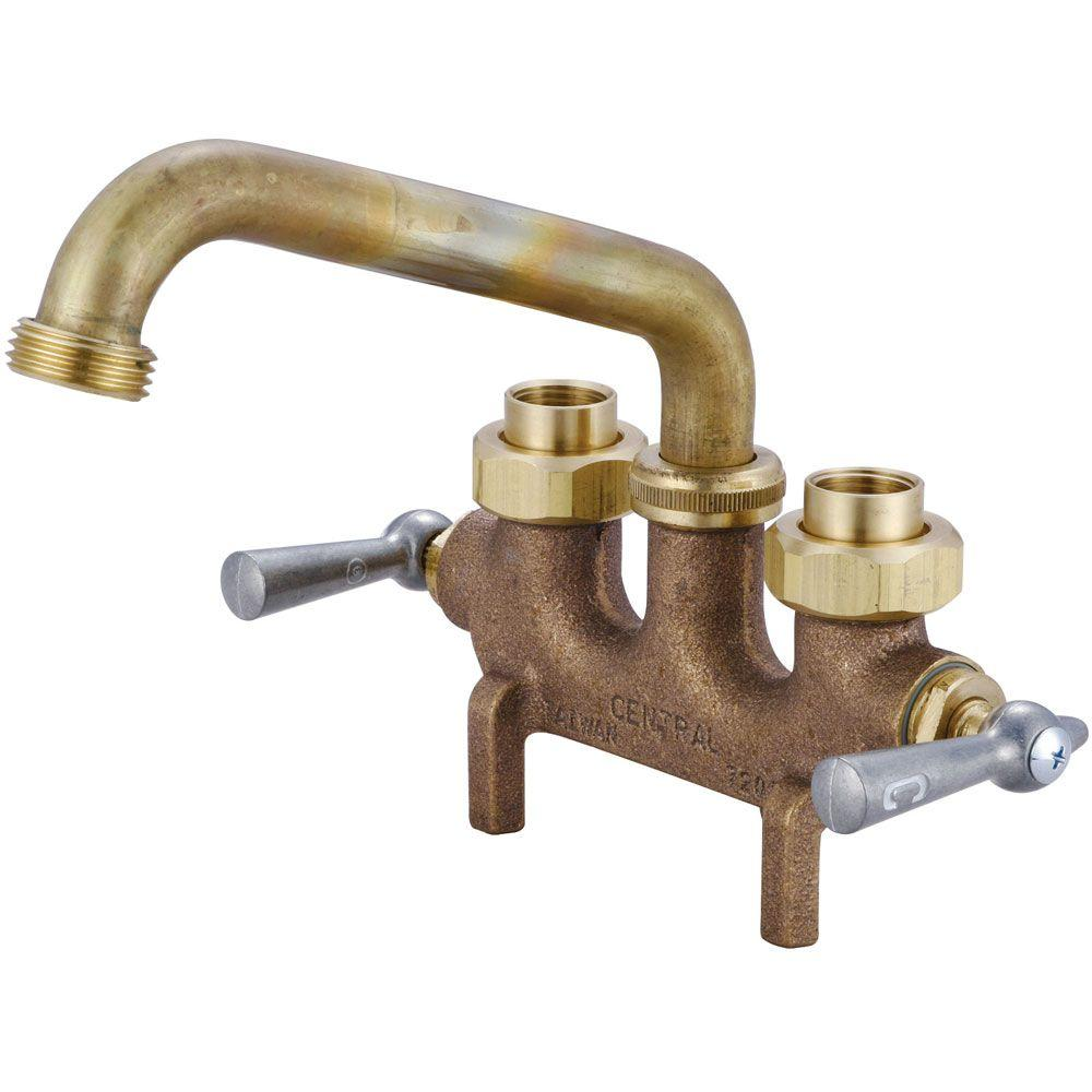 Central Brass Kitchen Faucet