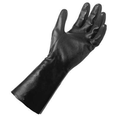 Neoprene X-Large Long Cuff Gloves (12-Pairs)
