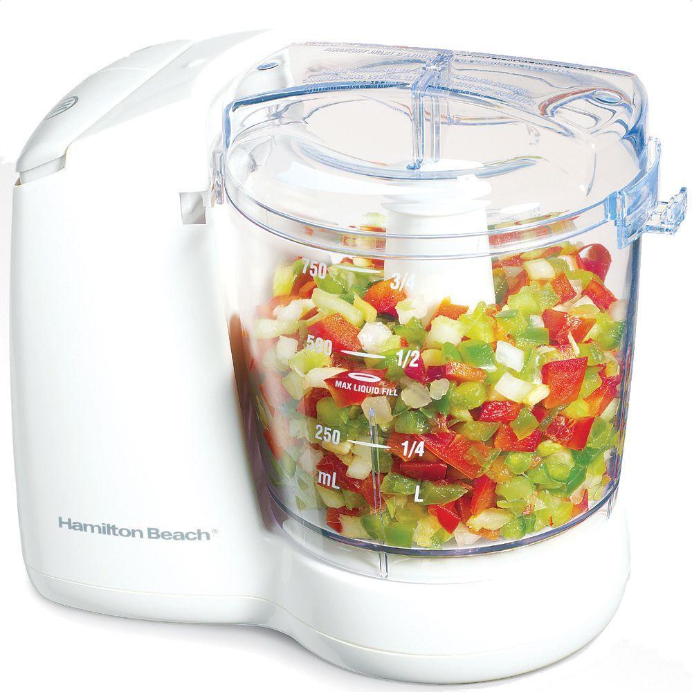 Hamilton Beach FreshChop 3-Cup Food Chopper