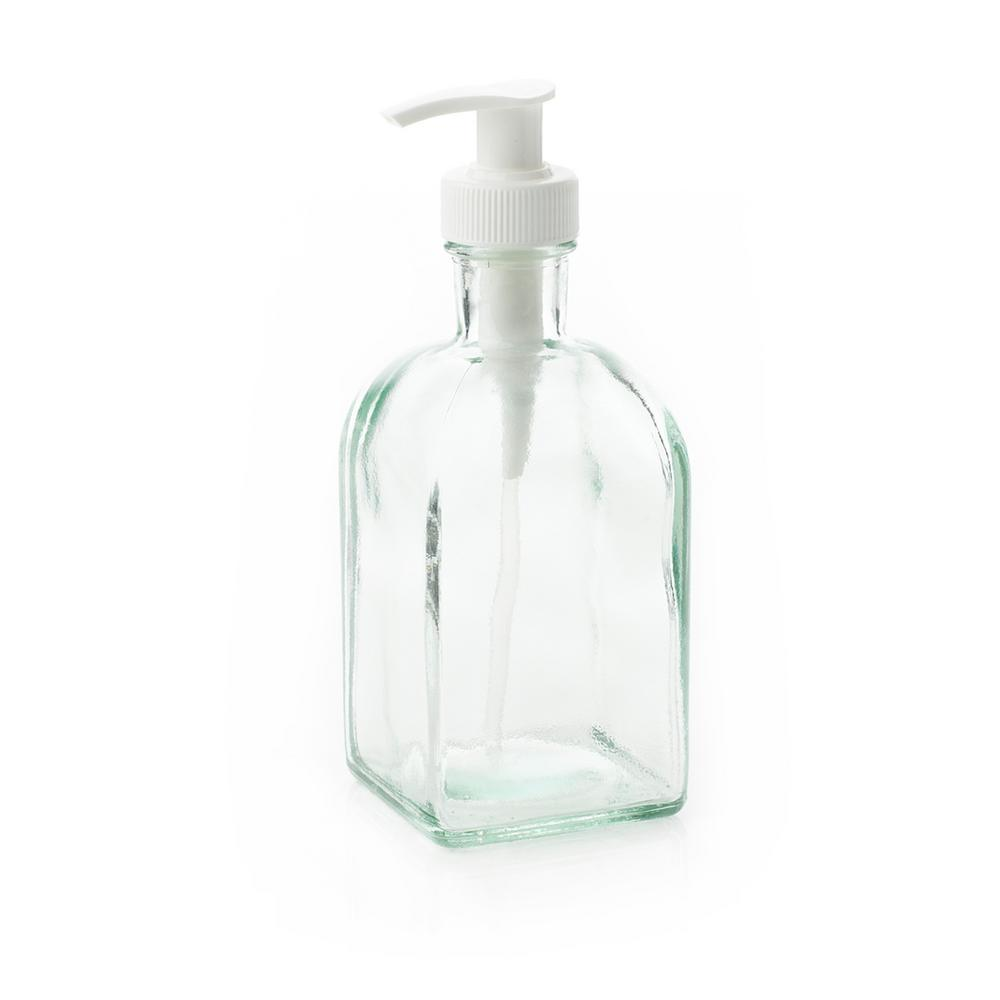 Recycled Glass Soap and Lotion Dispenser