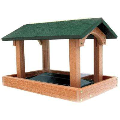 Going Green Tall Premier Bird Feeder