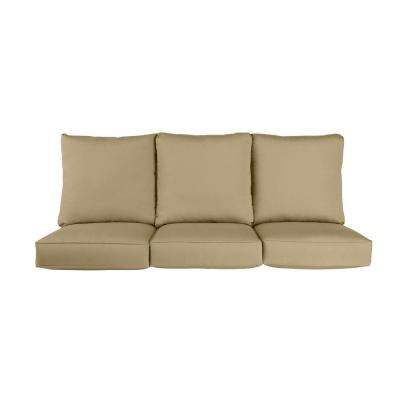 Vineyard Replacement Outdoor Sofa Cushion in Meadow