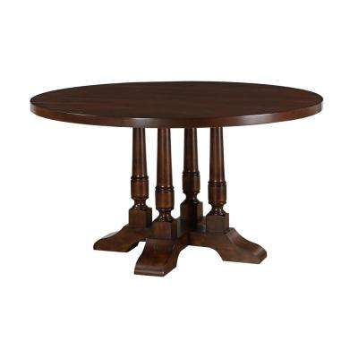 Tanner Cherry Dining Table