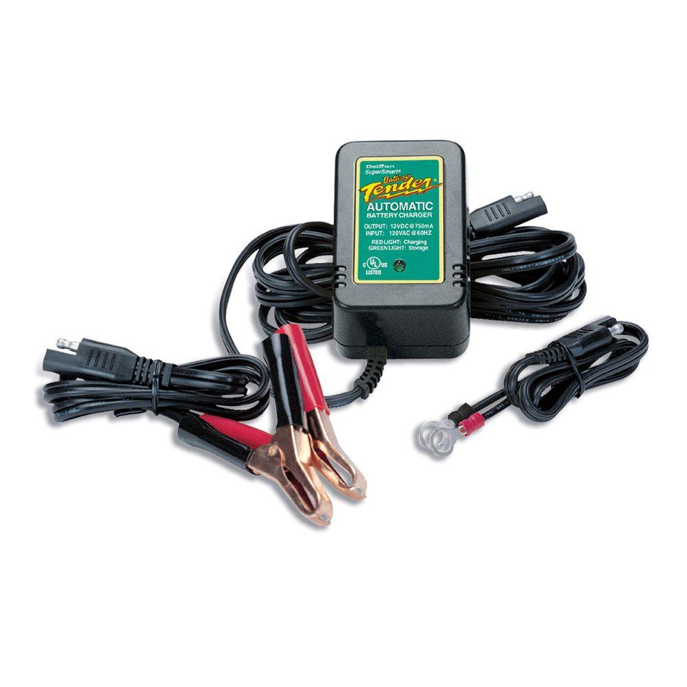 Deltran 12-Volt Battery Tender Jr.
