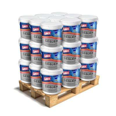 5 Gal. 100% Acrylic Roof and Wall Primer Sealer (27-Piece)