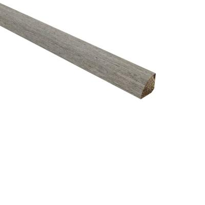 Strand Woven Bamboo Berkeley 0.715 in. T x 0.715 in. W x 72 in. L Bamboo Quarter Round Molding