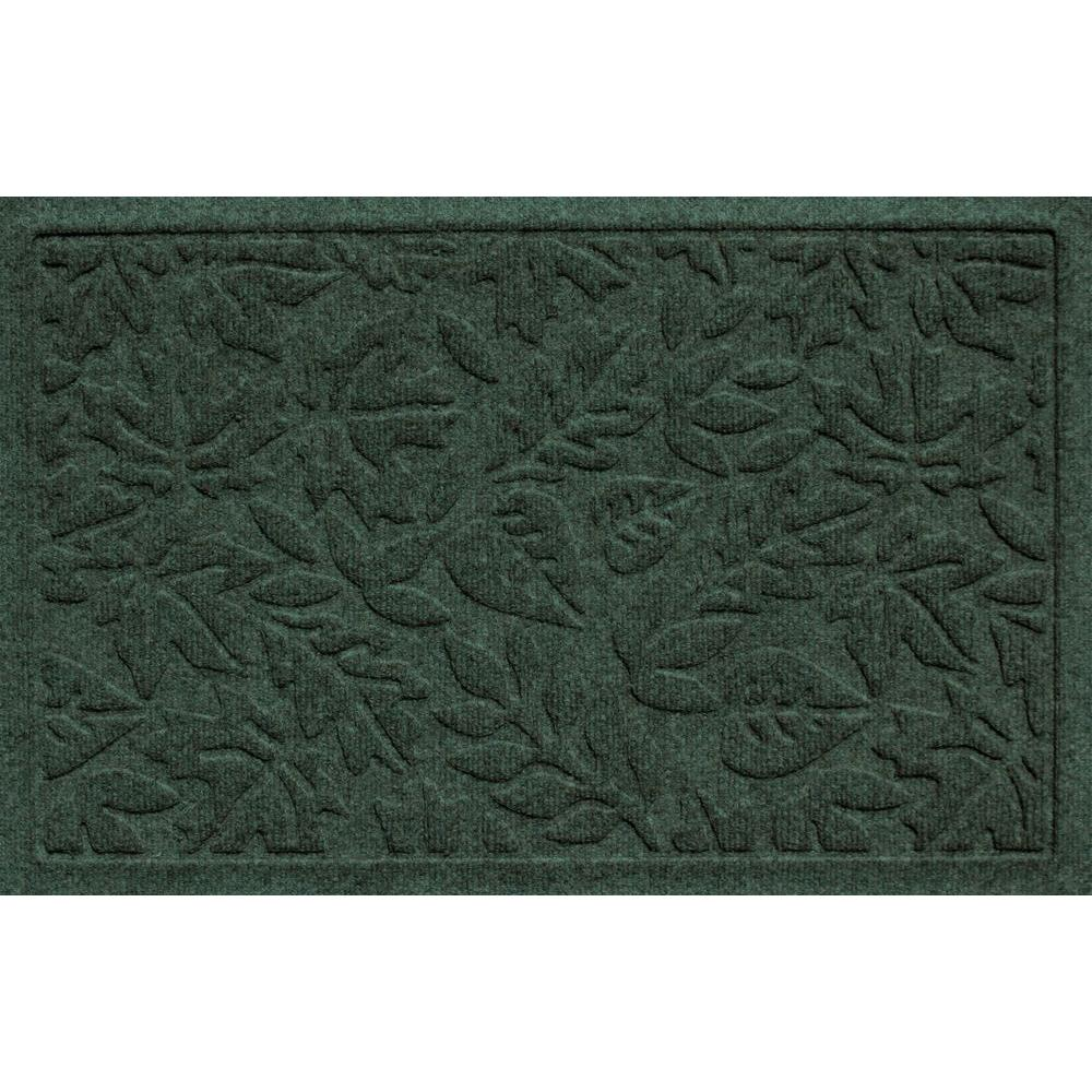 This Review Is From:Aqua Shield Fall Day Evergreen 17.5 In. X 26.5 In. Door  Mat