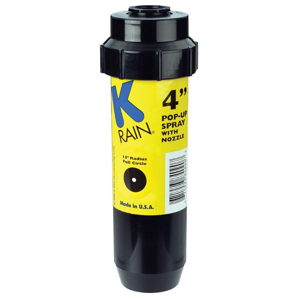 4 in. KSpray Pop-Up Sprinkler Full Circle Pattern Nozzle
