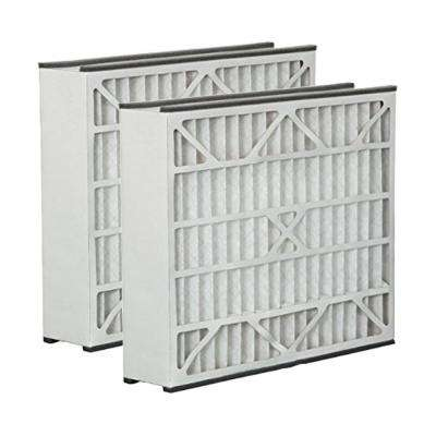 20 in. x 25 in. x 5 in. Micro Dust Merv 11 Replacement for Trion/Air Bear 259112-102 and 255649-102 Air Filter (2-Pack)