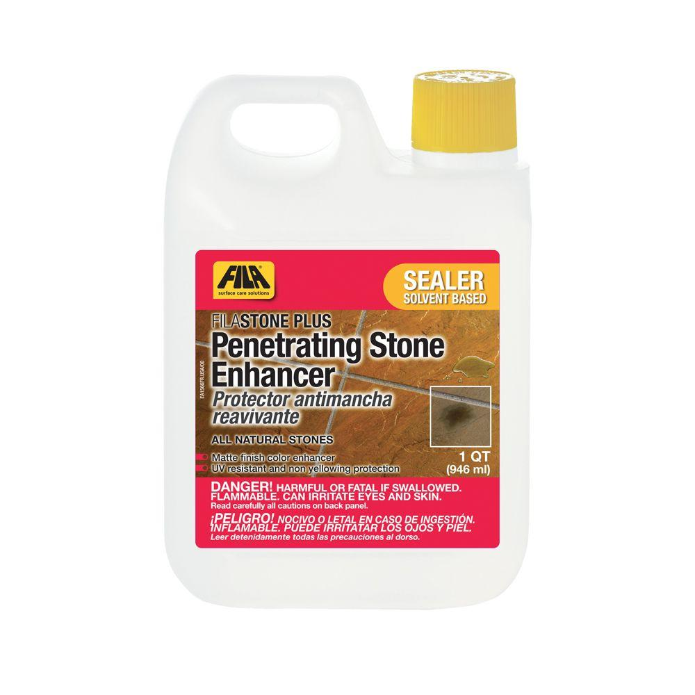 Stoneplus 1 Qt. Tile and Stone Sealer