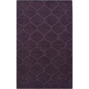 Artistic Weavers Graham Eggplant 5 ft. x 8 ft. Indoor Area Rug by Artistic Weavers