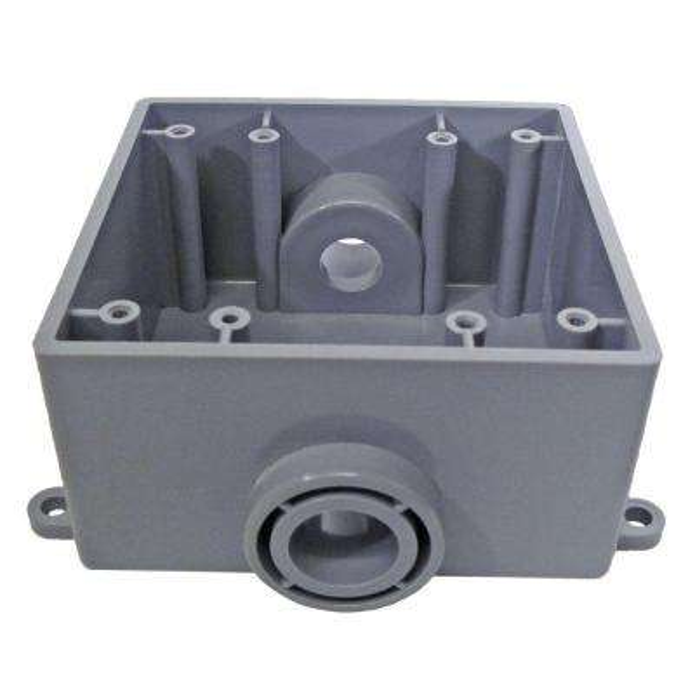 3/4 in. 2-Gang FSC Electrical Box