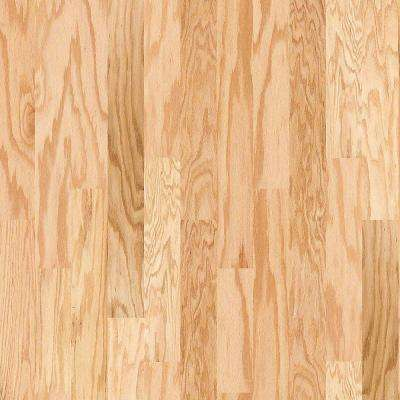 Woodale Oak Rustic Natural 3/8 in. T x 5 in. W x 47.33 in. L Click Engineered Hardwood Flooring (31.29 sq. ft. / case)