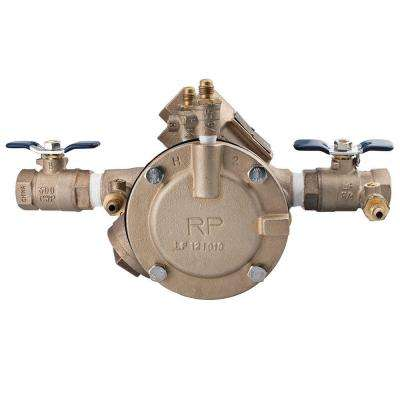 3/4 in. Reduced Pressure Zone Backflow Preventer Assembly