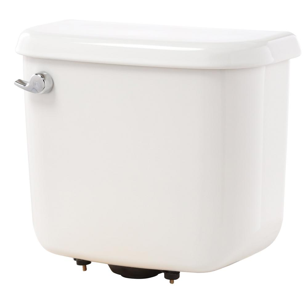 Sterling Windham 1 6 Gpf Single Flush Toilet Tank Only In