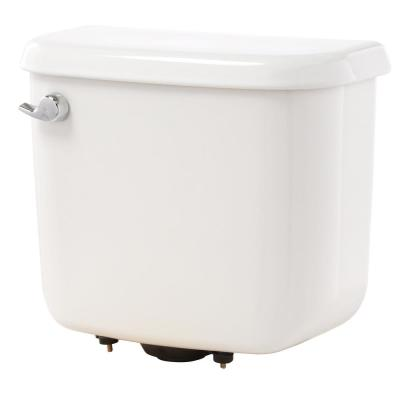 Windham 1.6 GPF Single Flush Toilet Tank Only in White