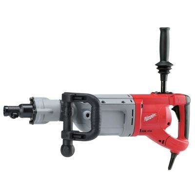 14-Amp 3/4 in. HEX Corded 20 lbs. Variable Speed Demolition Hammer With Case