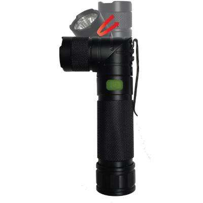 Twist 3AAA Pivoting LED Tactical Flashlight in a Giftbox