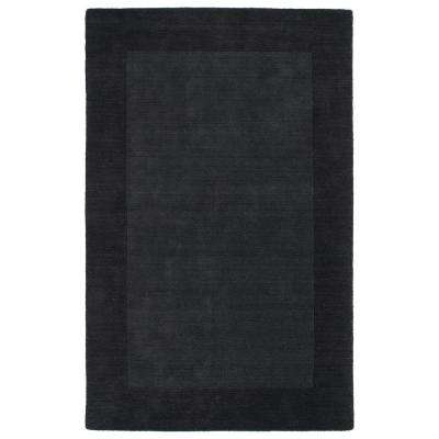 Regency Carbon 5 ft. x 8 ft. Area Rug