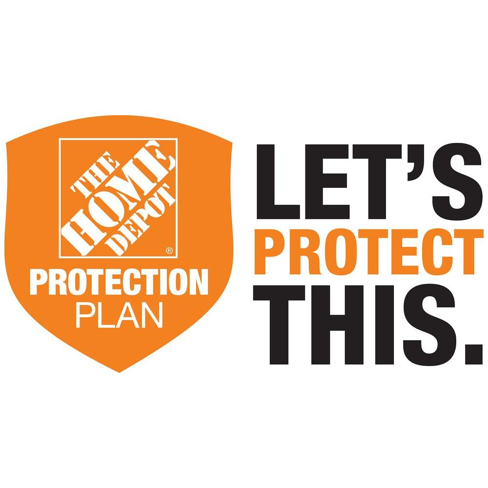 The Home Depot 5-Year Protection Plan for Major Appliances ($800 ...