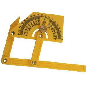 Empire Polycast Protractor/Angle Finder by Empire