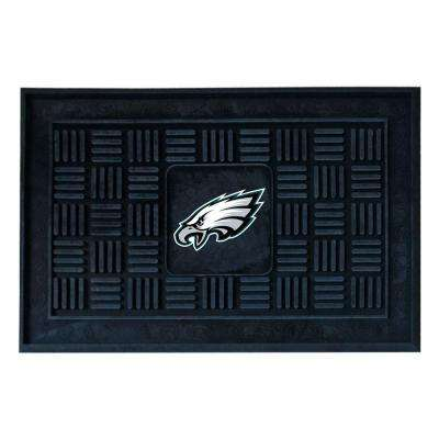 Philadelphia Eagles 19.5 in. x 31.5 in. Door Mat
