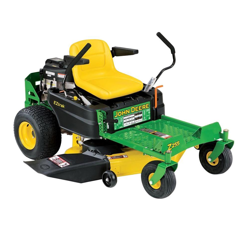 Z255 48 in. 22 HP V-Twin Hydrostatic Zero-Turn Riding Mower