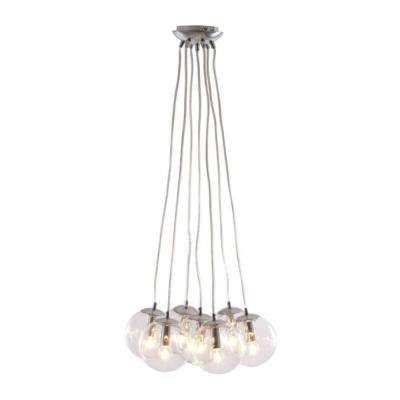 Decadence 7-Light Clear Ceiling Pendant