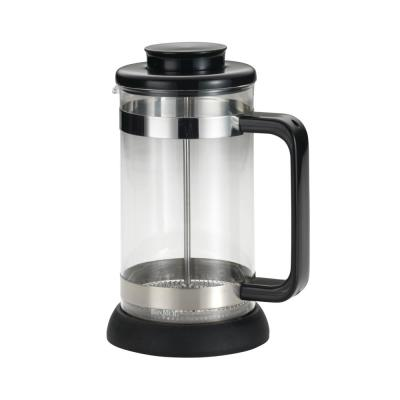 Riviera 8-Cup French Press in Black