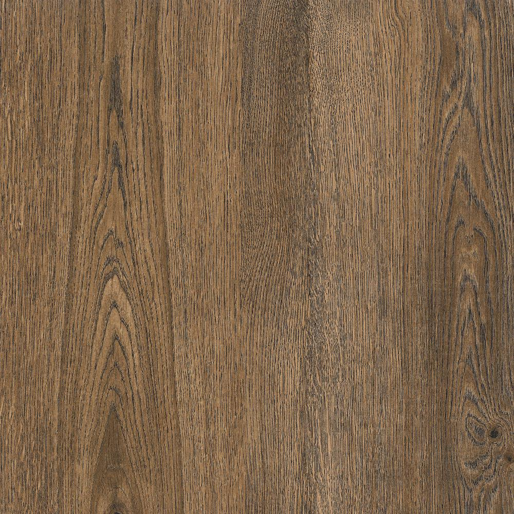 Armstrong Dark Bark 18 In X L And Stick Vinyl Tile
