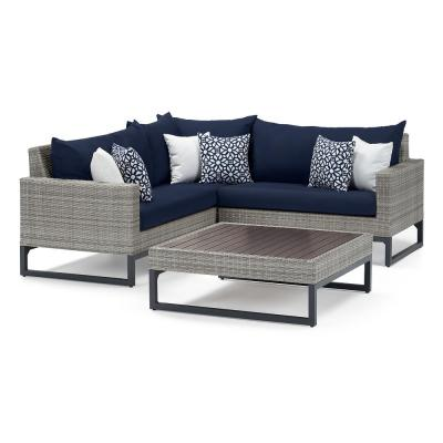 Oversized Outdoor Lounge Furniture