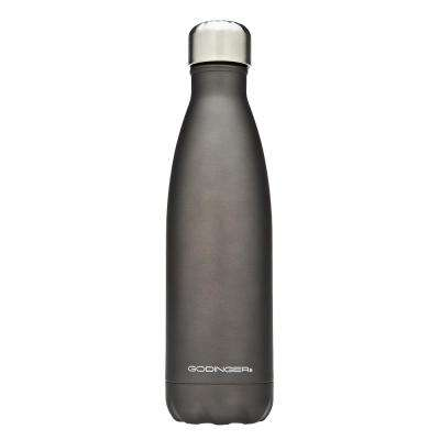 Insulated 17 oz. Rose-Gold Water Bottle
