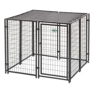 Fencemaster Cottageview 5 Ft X 5 Ft X 4 Ft Boxed Kennel