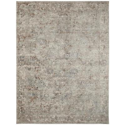 Camilla Beige/Ivory 9 ft. 6 in. x 13 ft. Area Rug