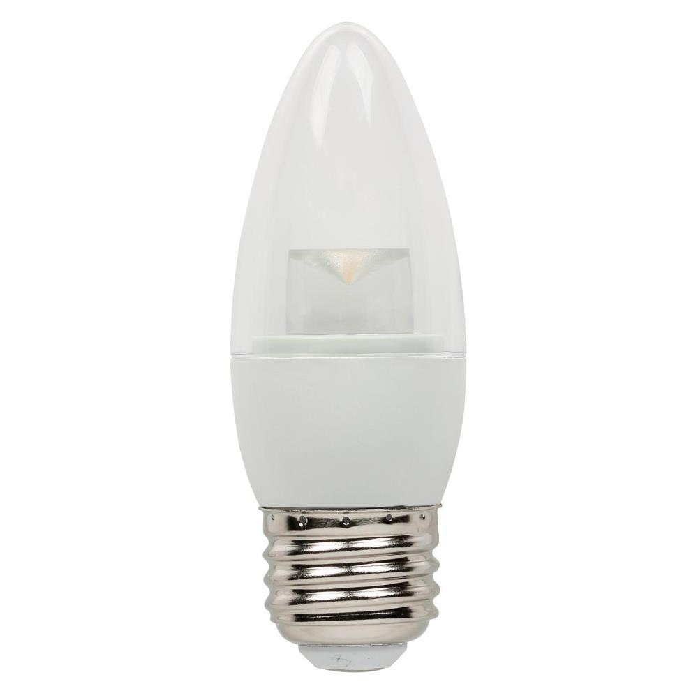 Westinghouse 40W Equivalent Soft White B11 Dimmable ENERGY STAR LED Light Bulb