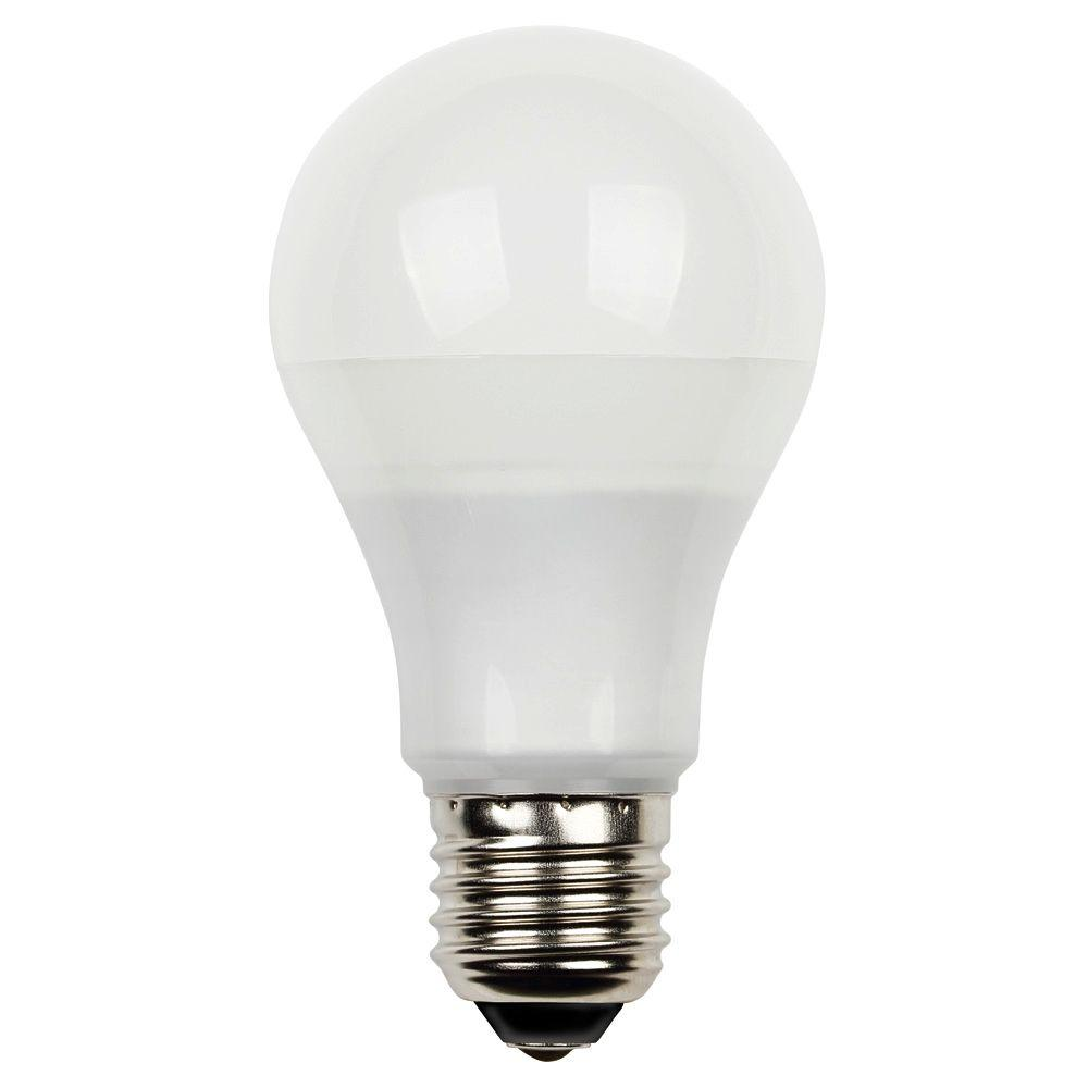 timeless design 6bb59 ce77b Westinghouse 60W Equivalent Soft White A19 Omni LED Light Bulb