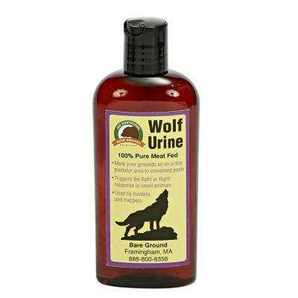4 oz. Wolf Urine by Bare Ground