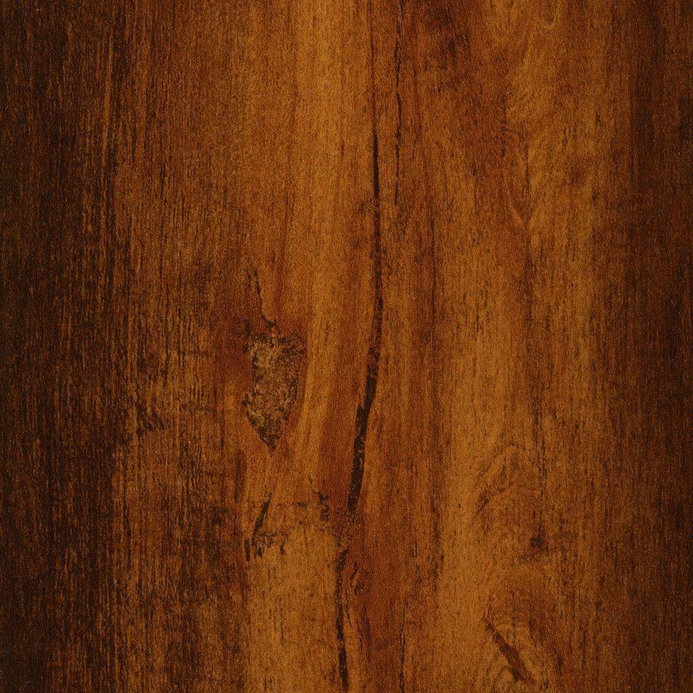 Distressed Maple Priya Laminate Flooring - 5 in. x 7 in.