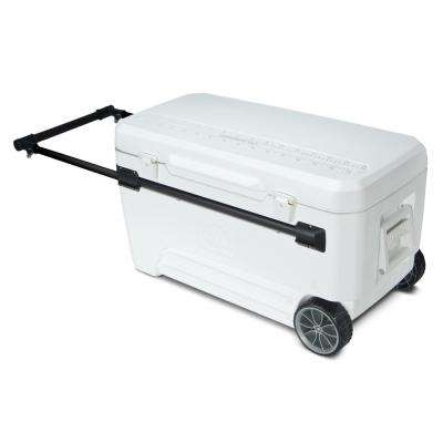 Glide Pro 110 Qt. 2-Wheeled Cooler with Retractable Handles