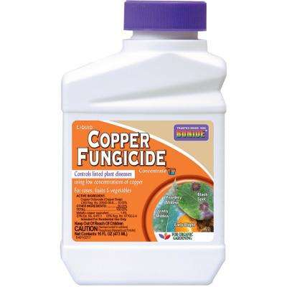 BONIDE 16 oz Liquid Copper Fungicide Concentrate