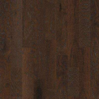 Kings Ranch 6-3/8 in. Dunbar 3/8 in. T x 6-3/8 in. W x Varying Length Engineered Hardwood Flooring (30.48 sq. ft. /case)