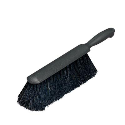9 in. Horsehair Counter Brush in Black (12-Pack)