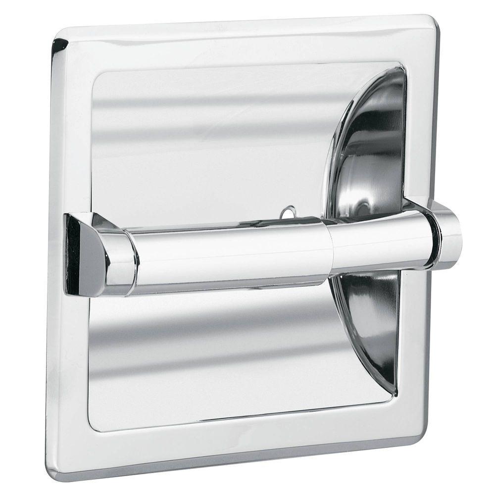 Donner Recessed Toilet Paper Holder