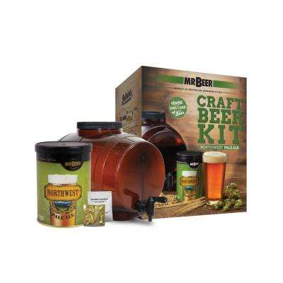 Northwest Pale Ale Beer Brewing Kit