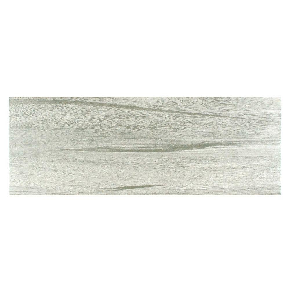 Merola Tile Amento Gris 9-1/4 in. x 26 in. Ceramic Floor and Wall Tile (17.3 sq. ft. / case)