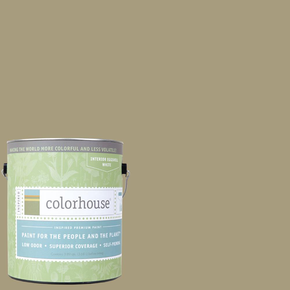 Colorhouse 1 gal. Stone .03 Eggshell Interior Paint