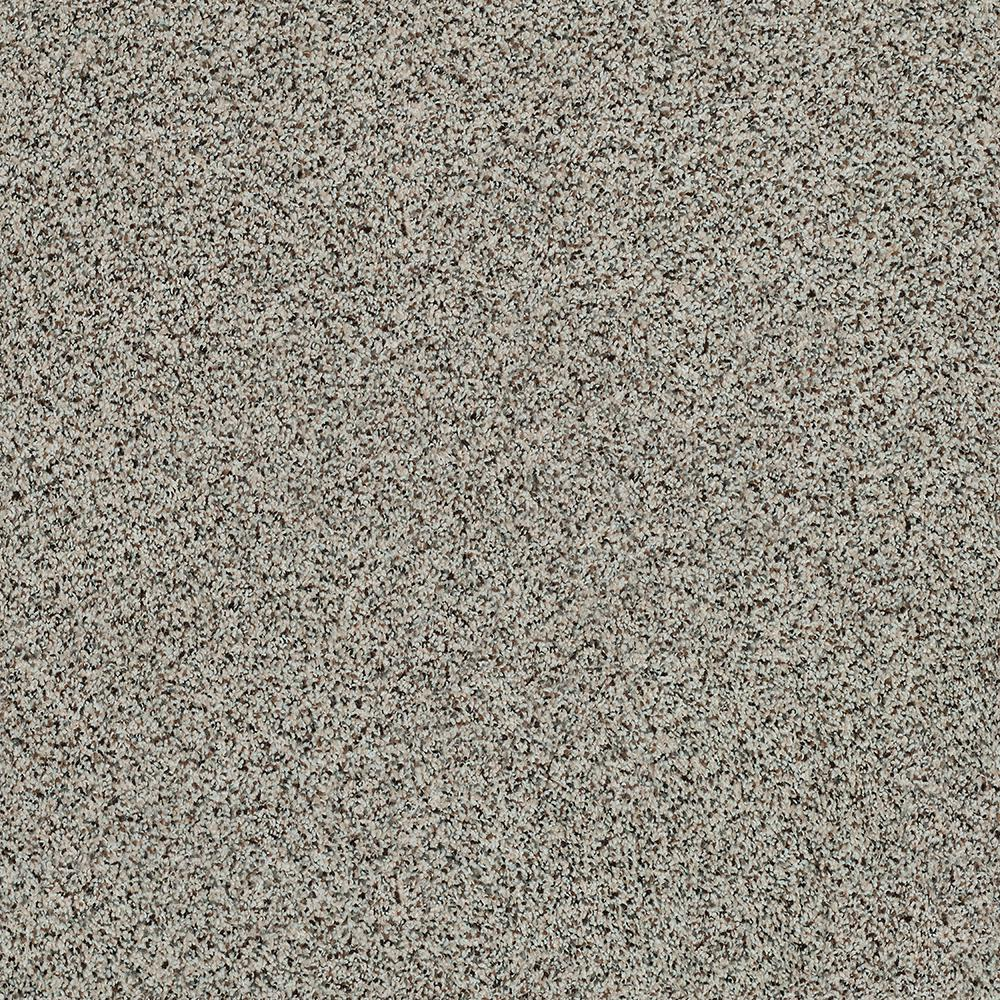 Platinum Plus Carpet Sample Madeline I Color Sandstone