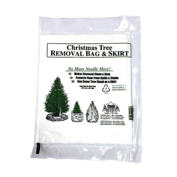 Christmas Tree Removal Bag and Skirt