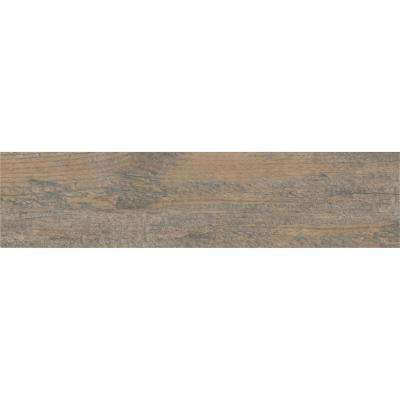 Montagna Wood Weathered Gray 6 in. x 24 in. Porcelain Floor and Wall Tile (14.53 sq. ft. / case)